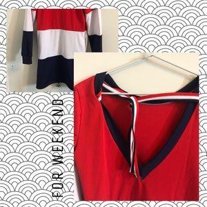 Dresses & Skirts - (Brand New, Unworn) French Striped Dress